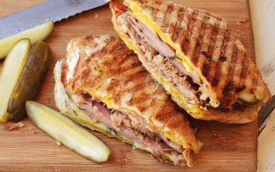 Sandwich Mojo Cubano por Andresito
