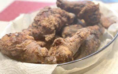 Simon Fried Chicken