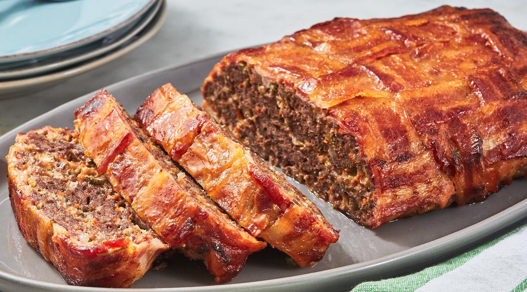 Bacon Meatloaf