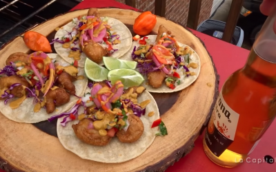 Tacos Ensenada by Omar