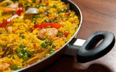 Paella By Andres Suarez
